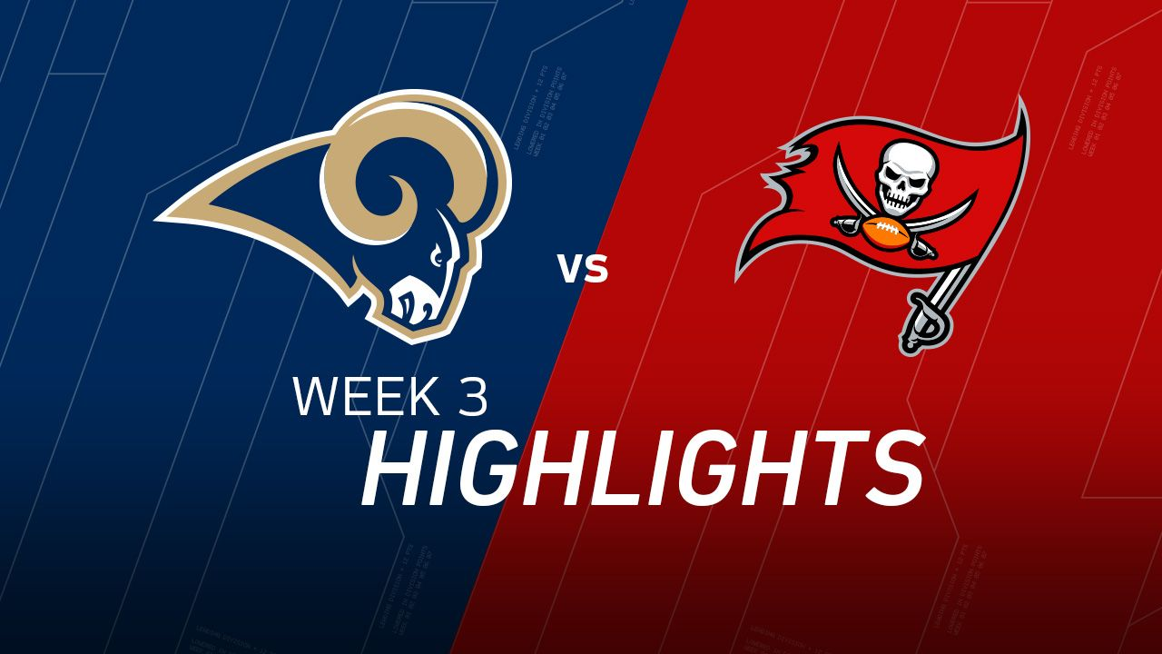 73e42a11 Watch Los Angeles Rams vs. Tampa Bay Buccaneers [09/25/2016 ...