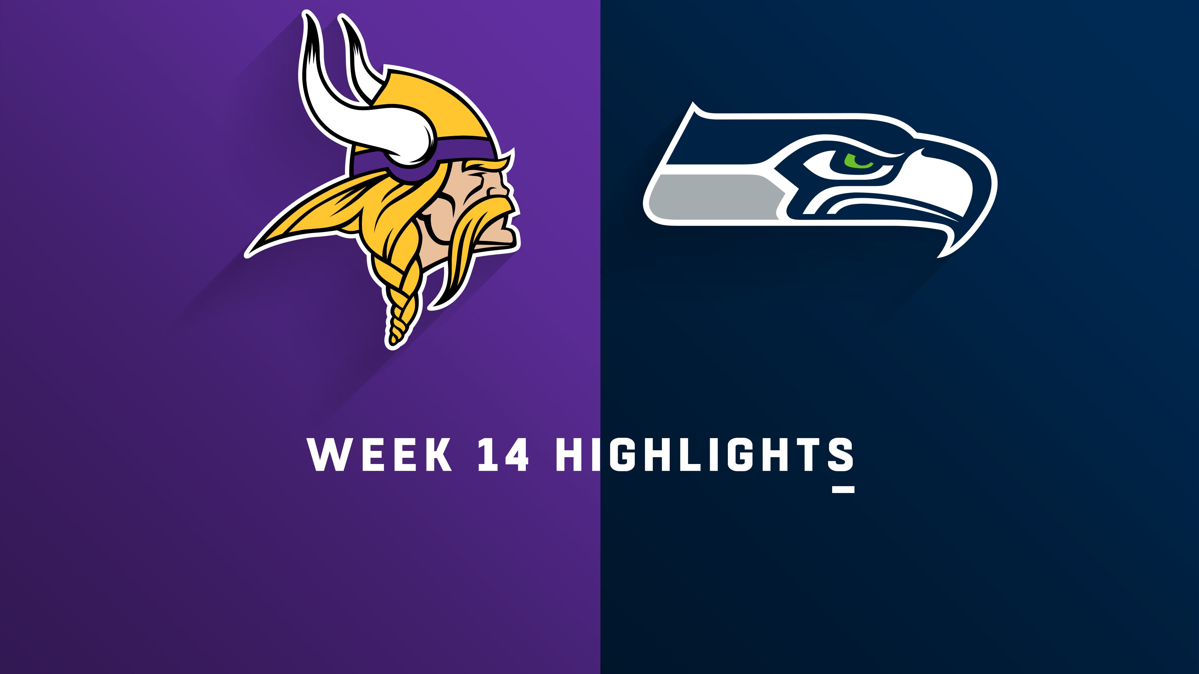 2a8ceef5e Watch Minnesota Vikings vs. Seattle Seahawks  12 10 2018  including ...