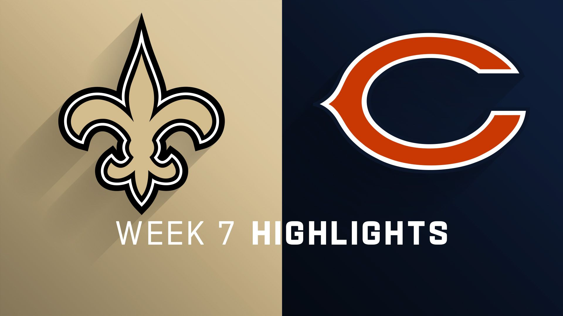 Watch New Orleans Saints Vs Chicago Bears 10 20 2019