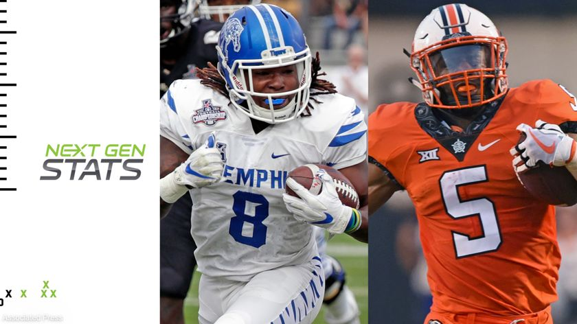 Grading most athletic RB prospects